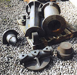 The Coal Pusher Castings