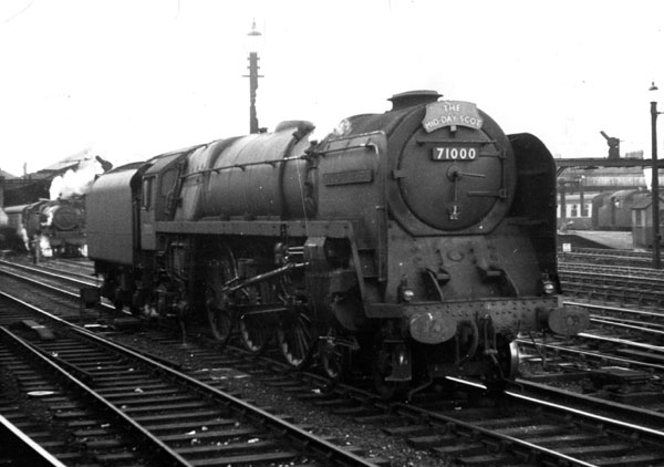 Crewe 1956 - Photograph by Chris Cheetham