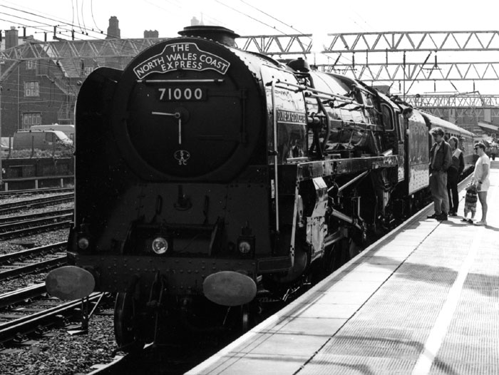 6th May 1995 - Crewe Station