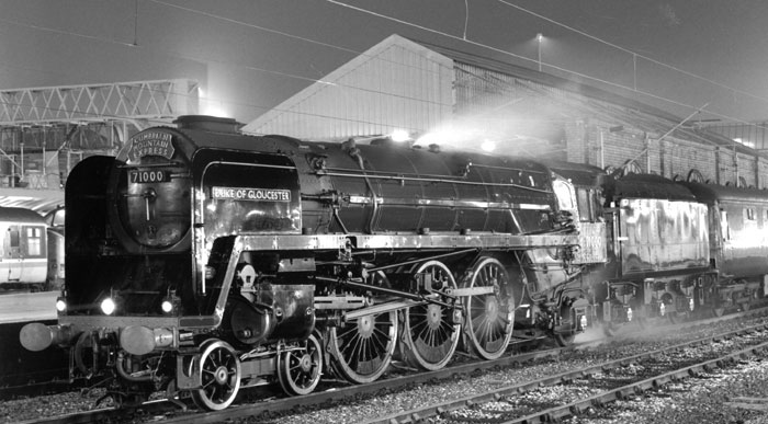 Crewe - 16th December 1996 - Photograph by Colin Denton