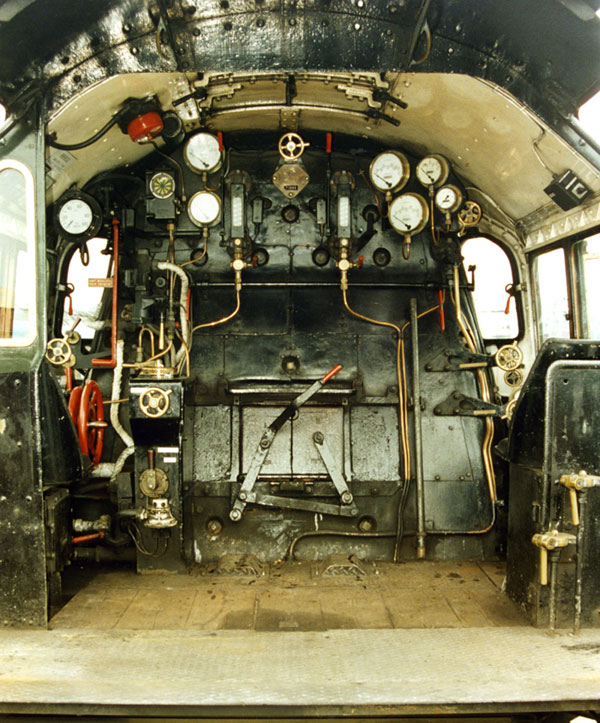 Inside The Cab